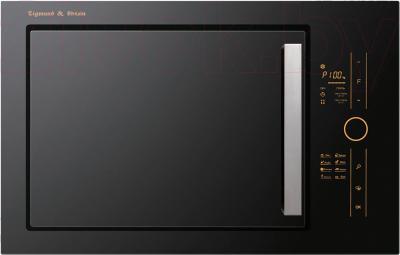Микроволновая печь Zigmund & Shtain BMO 11.252 B - общий вид