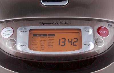 Мультиварка Zigmund & Shtain MC-DS 42 IH - панель