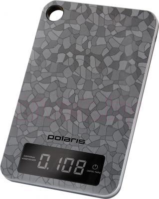 Кухонные весы Polaris PKS 0531ADL Crystal - общий вид