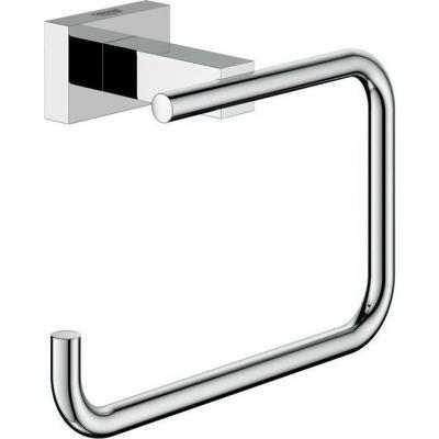 Держатель для туалетной бумаги GROHE Essentials Cube 40507000 - общий вид