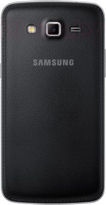 Смартфон Samsung Galaxy Grand 2 / G7102 (черный) - задняя панель
