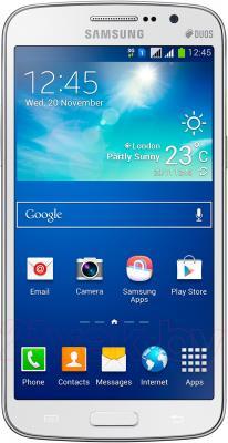 Смартфон Samsung Galaxy Grand 2 / G7102 (белый) - общий вид