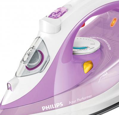 Утюг Philips GC3803/30 - элементы управления