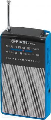 Радиоприемник FIRST Austria FA-2314-1 BL (синий) - общий вид (цвет уточняйте при заказе)