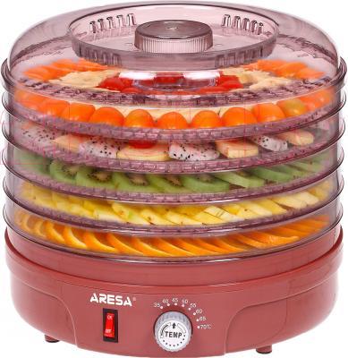 Сушка для овощей и фруктов Aresa FD-441 - общий вид