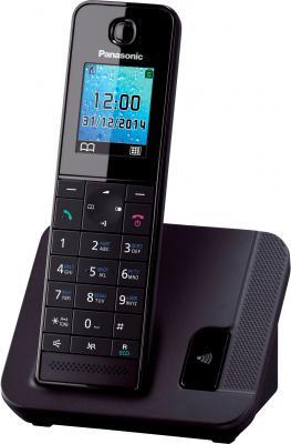 Беспроводной телефон Panasonic KX-TGH210RUB - общий вид