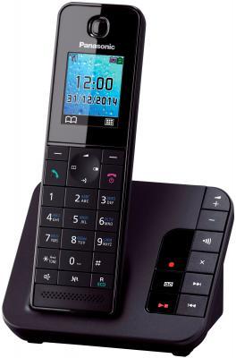 Беспроводной телефон Panasonic KX-TGH220RUB - общий вид