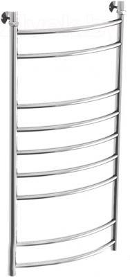 """Полотенцесушитель водяной Gloss & Reiter Raduga. Л. 60х100.Д9 (1"""") - общий вид"""