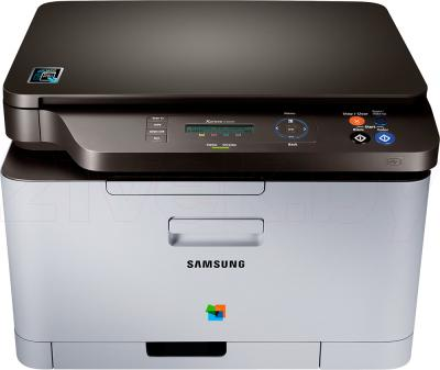 МФУ Samsung SL-C460W - общий вид