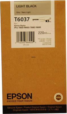 Картридж Epson C13T603700 - общий вид