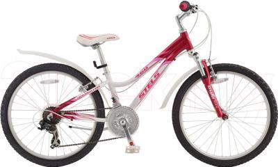 Велосипед Stels Navigator 460 (красный/белый) - общий вид