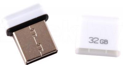 Usb flash накопитель Qumo NanoDrive 32Gb (White) - общий вид