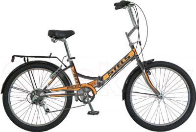 Велосипед Stels Pilot 750 (Gray-Orange) - общий вид