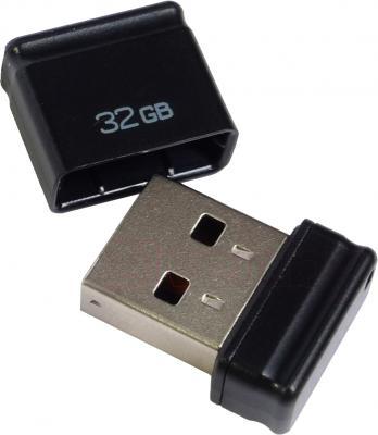 Usb flash накопитель Qumo NanoDrive 32Gb (Black) - общий вид