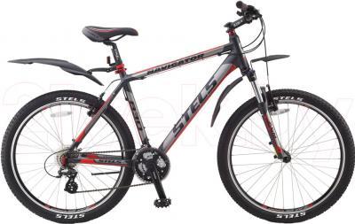 Велосипед Stels Navigator 830 (Black) - общий вид