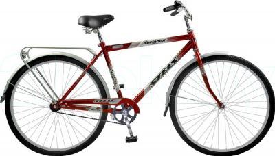 Велосипед Stels Navigator 350 (Gray-Red) - общий вид