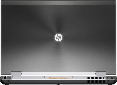 Ноутбук HP EliteBook 8770w (LY588EA) - крышка