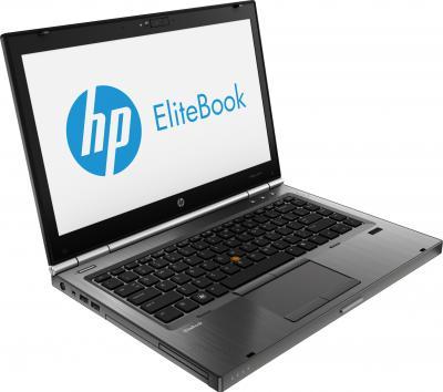 Ноутбук HP EliteBook 8770w (LY588EA) - общий вид