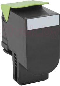 Тонер-картридж Lexmark 80x (80C2HKE) - общий вид