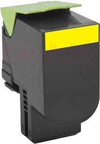 Тонер-картридж Lexmark 80x (80C2HYE) - общий вид