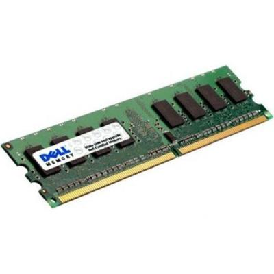 Оперативная память DDR3 Dell 4GB Dual Rank UDIMM 1600MHz x8 370-22687