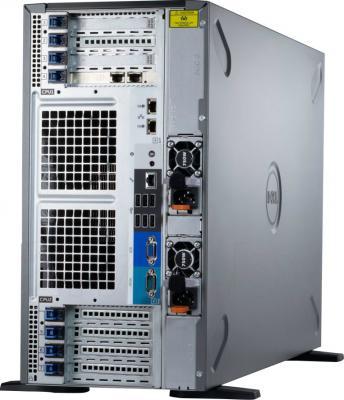 Сервер Dell 272313452/G - вид сзади