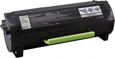 Тонер-картридж Lexmark 602HE (60F2H0E) - общий вид