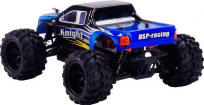 Радиоуправляемая игрушка HSP Knight Monster Truck (94806) - вид сзади
