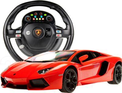 Радиоуправляемая игрушка Huan Qi Lamborghini Aventador LP700-4 HQ662 - варианты расцветки: красный