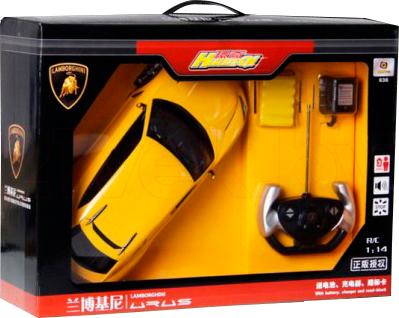 Радиоуправляемая игрушка Huan Qi Lamborghini Urus HQ636 - в упаковке