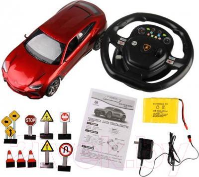 Радиоуправляемая игрушка Huan Qi Автомобиль Lamborghini Urus HQ663 - комплектация