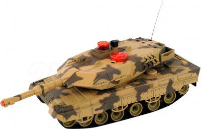 Радиоуправляемая игрушка Huan Qi Танковый бой Tiger vs Leopard (508-10) - общий вид