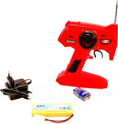 Радиоуправляемая игрушка MJX Ferrari F430 GT 8208В(ВО) - комплектакция