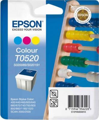 Картридж Epson C13T05204010 - общий вид