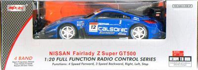 Радиоуправляемая игрушка MJX Nissan Fairlady 8110B(ВО) - общий вид