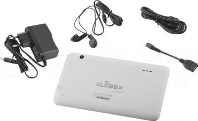 Планшет Globex GU730C (White) - комплектация