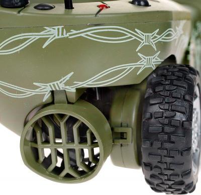 Радиоуправляемая игрушка YED Amphibious Tank (24883A) - детальное изображение