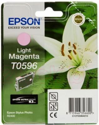 Картридж Epson C13T05964010 - общий вид