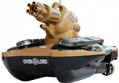 Радиоуправляемая игрушка YED Amphibious Tank (24883B) - общий вид