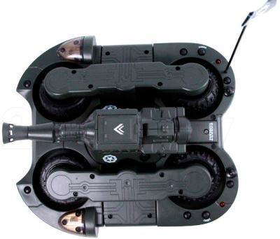 Радиоуправляемая игрушка YED Amphibious Tank (24883) - вид снизу