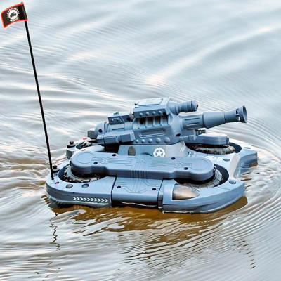 Радиоуправляемая игрушка YED Amphibious Tank (24883) - общий вид