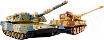 Радиоуправляемая игрушка Maxspeed G-Maxtec Танковый бой GM1519-1529 - общий вид