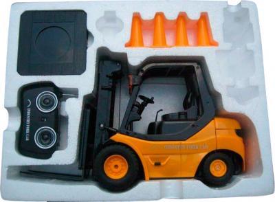 Радиоуправляемая игрушка Rui Chuang Вилочный погрузчик C039 - в коробке