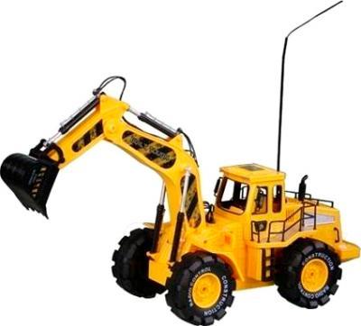 Радиоуправляемая игрушка Rui Chuang Экскаватор C036 - общий вид