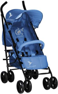 Детская прогулочная коляска Lorelli I-Move (Blue World) - общий вид