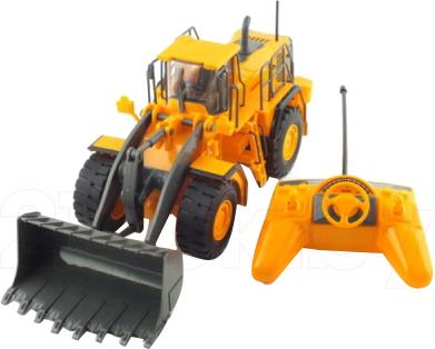 Радиоуправляемая игрушка Rui Chuang Погрузчик QY2302 - общий вид