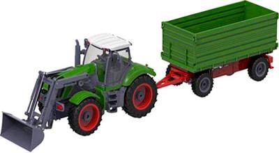 Радиоуправляемая игрушка Rui Chuang Трактор QY8301A - общий вид