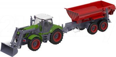 Радиоуправляемая игрушка Rui Chuang Трактор QY8301B - общий вид