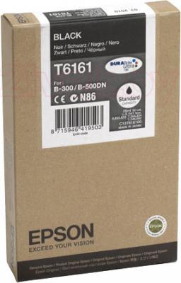 Картридж Epson C13T616100 - общий вид