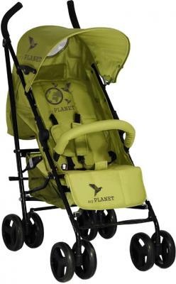 Детская прогулочная коляска Lorelli I-Move (Green Planet) - общий вид